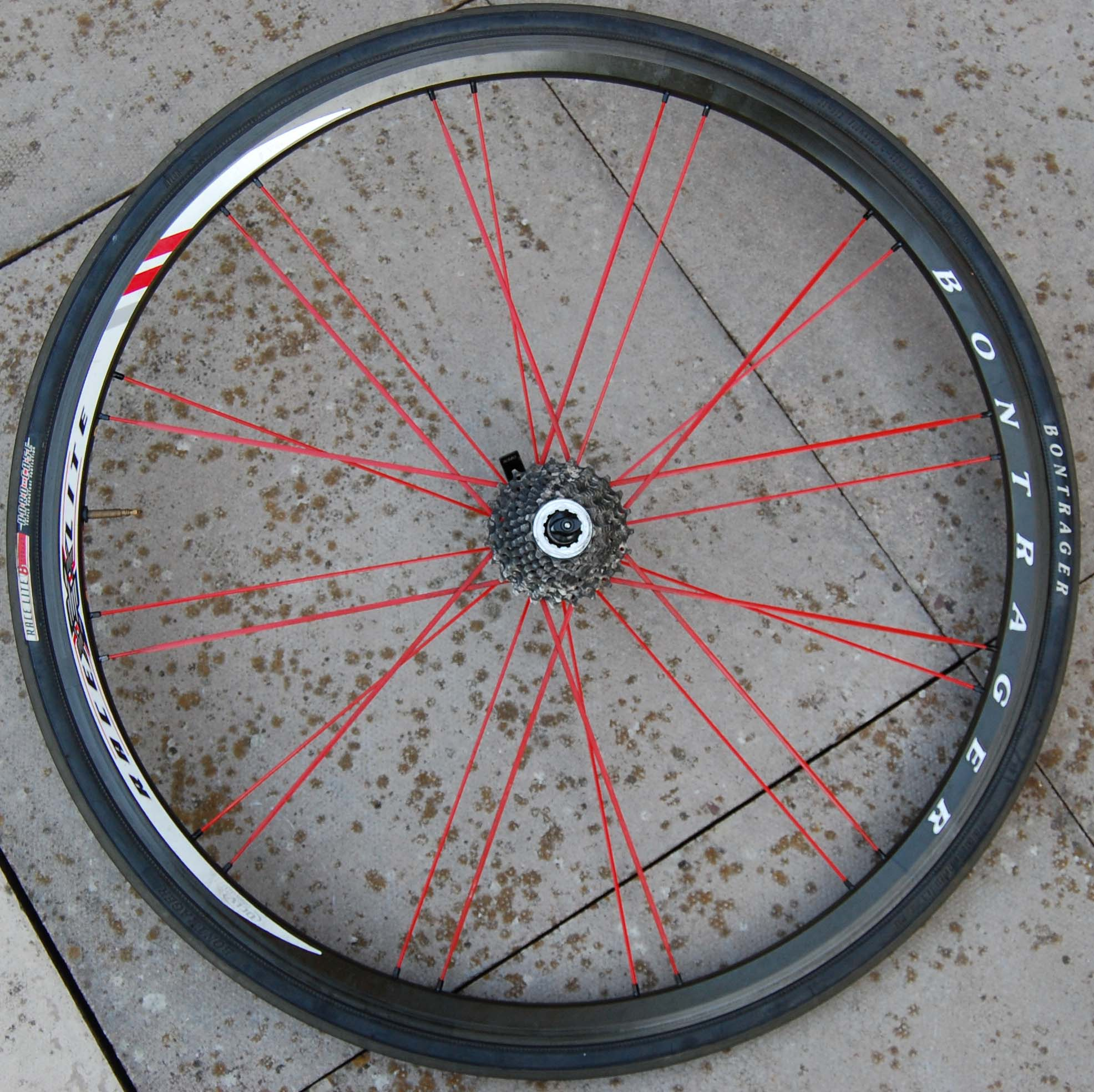 Wheels lite bontrager xxx race